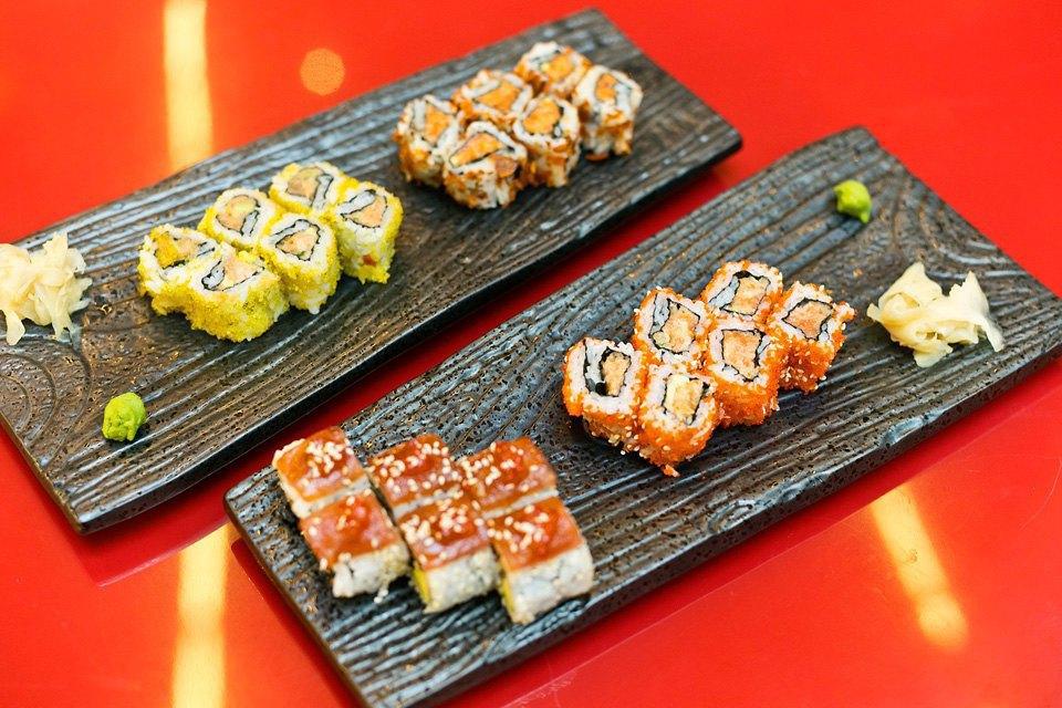 Суши-бар Buba bySumosan. Изображение № 14.