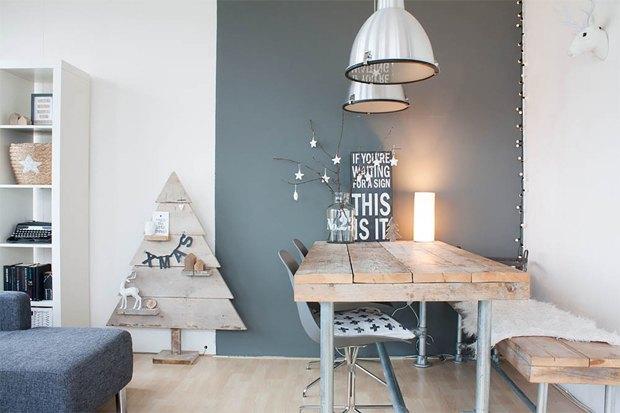 Как украсить квартиру кНовому году: Советы декораторов. Изображение № 1.