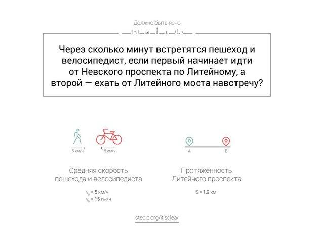 Петербургский иллюстратор придумал серию математических задач погородским сюжетам . Изображение № 2.