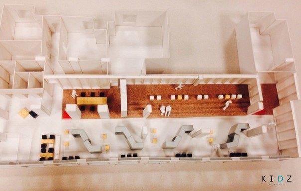 Дизайнерский коллектив Kidz преобразит Ржевскую библиотеку. Изображение № 2.