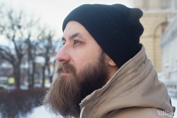 Внешний вид: Роман Паринов, рок-музыкант. Изображение № 4.