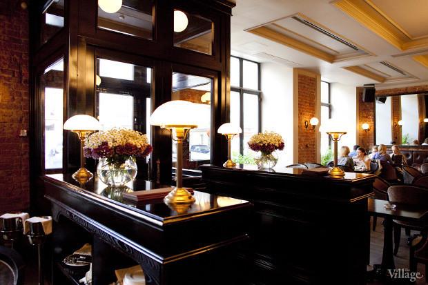 Новое место: Кафе и бар «Молоко». Изображение № 1.