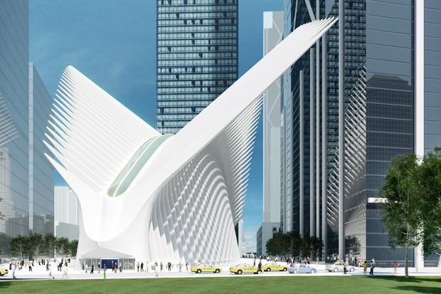 Транспортный узел Всемирного торгового центра, Нью-Йорк, США, с 2003-го. Изображение № 6.