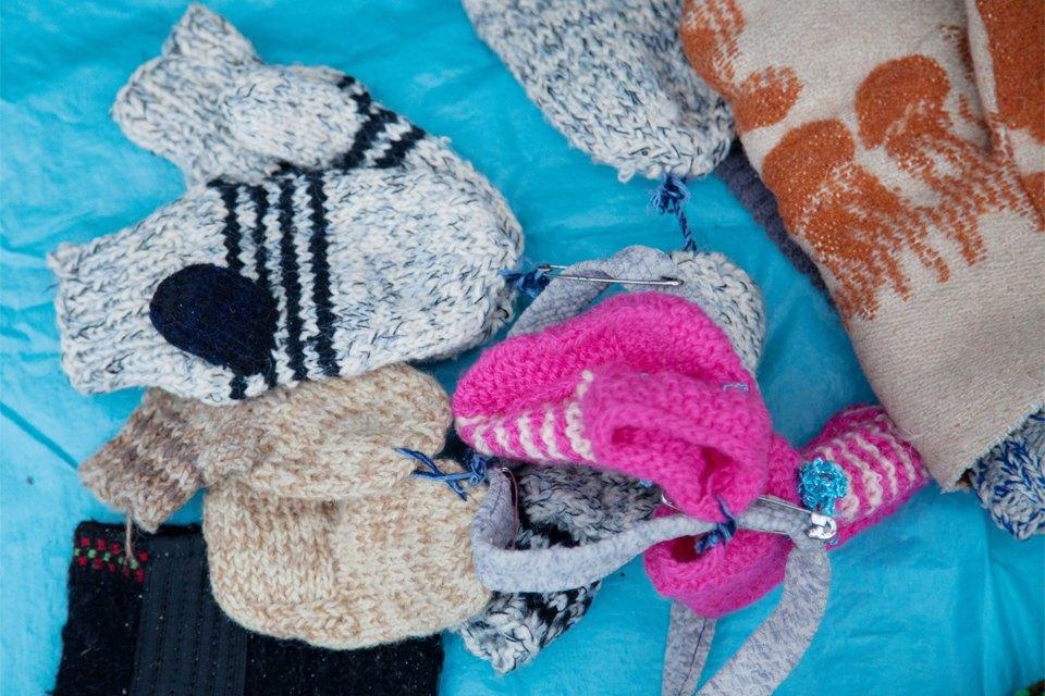 Кто продаёт шерстяные носки наулицах Москвы. Изображение № 2.