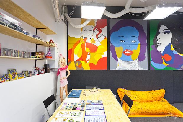 Офис недели (Петербург): Dange Design Studio. Изображение № 6.