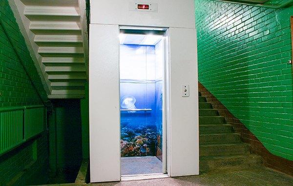 Несколько петербургских лифтов превратят в арт-объекты. Изображение № 5.