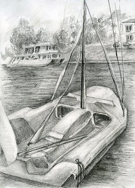 Яхт-клуб. Изображение № 3.