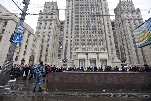 Близкое окружение: Участники акции «Белый круг» о проблемах Москвы. Изображение № 38.