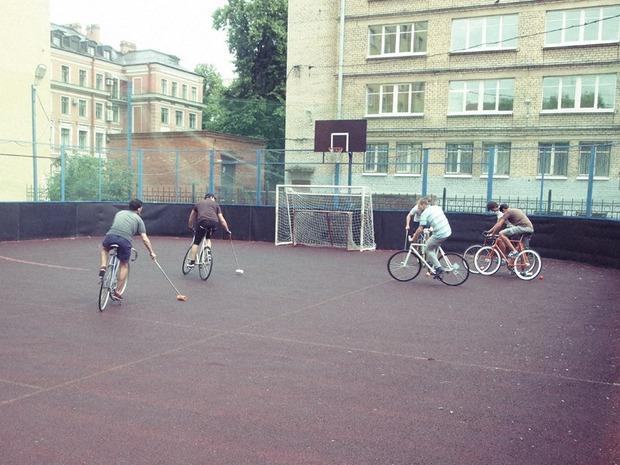 Странные игры: 5 нетрадиционных городских видов спорта. Изображение № 1.