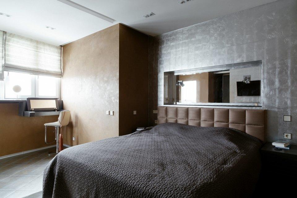 Трёхкомнатная квартира сэклектичным интерьером. Изображение № 24.