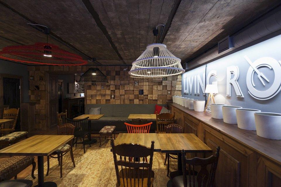Кафе-бар The Living Room на Большой Зеленина. Изображение № 9.