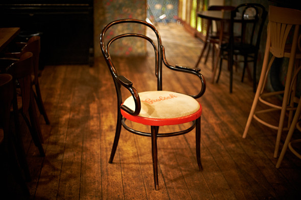 Объекты Романа Карпова для кафе Delicatessen. Изображение № 30.