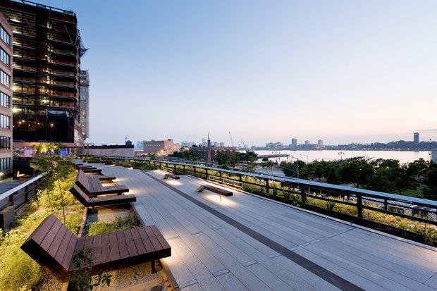 Как создать необычный парк: 5советов архитектора «Хай-Лайна». Изображение № 27.