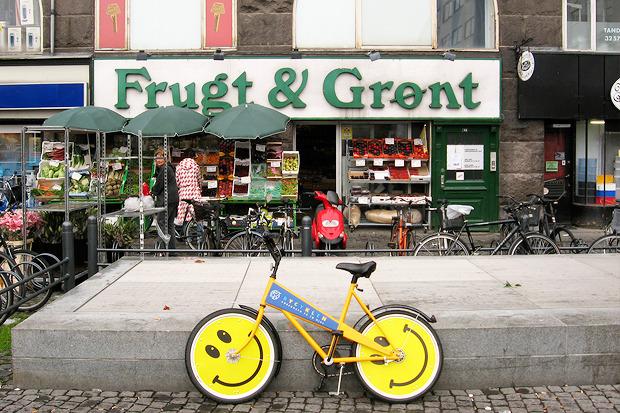 Иностранный опыт: 3 общественных велопроката Европы. Изображение № 3.