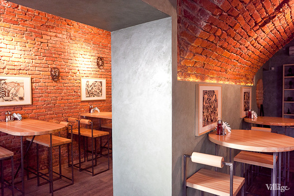 Новое место (Петербург): Ресторан «Пельмения». Изображение № 12.