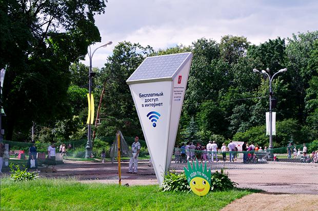 Новости парков: Артхаус в саду Баумана, велопарковки в «Кузьминках» и Wi-Fi почти везде. Изображение № 16.