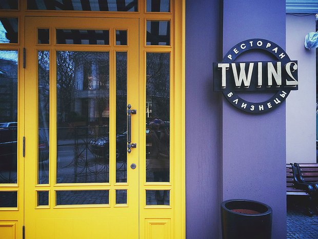 Братья Березуцкие открывают ресторан Twins. Изображение № 1.