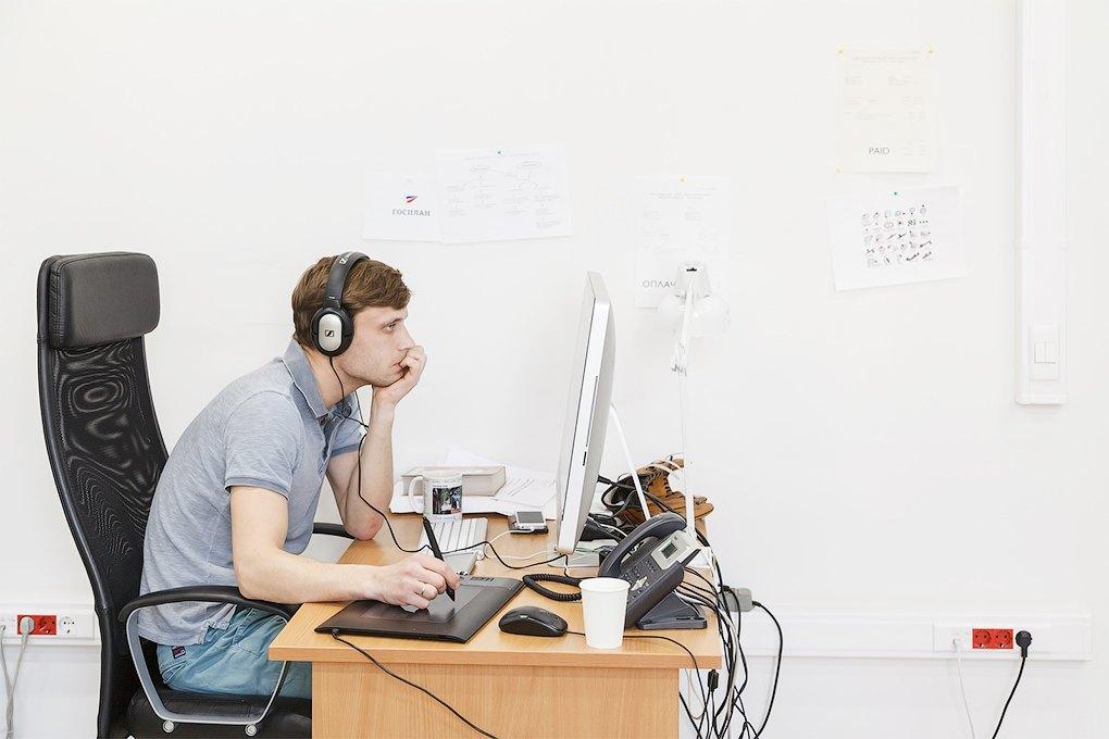 Рабочий стол: Михаил Смолянов, «Мегаплан». Изображение № 4.