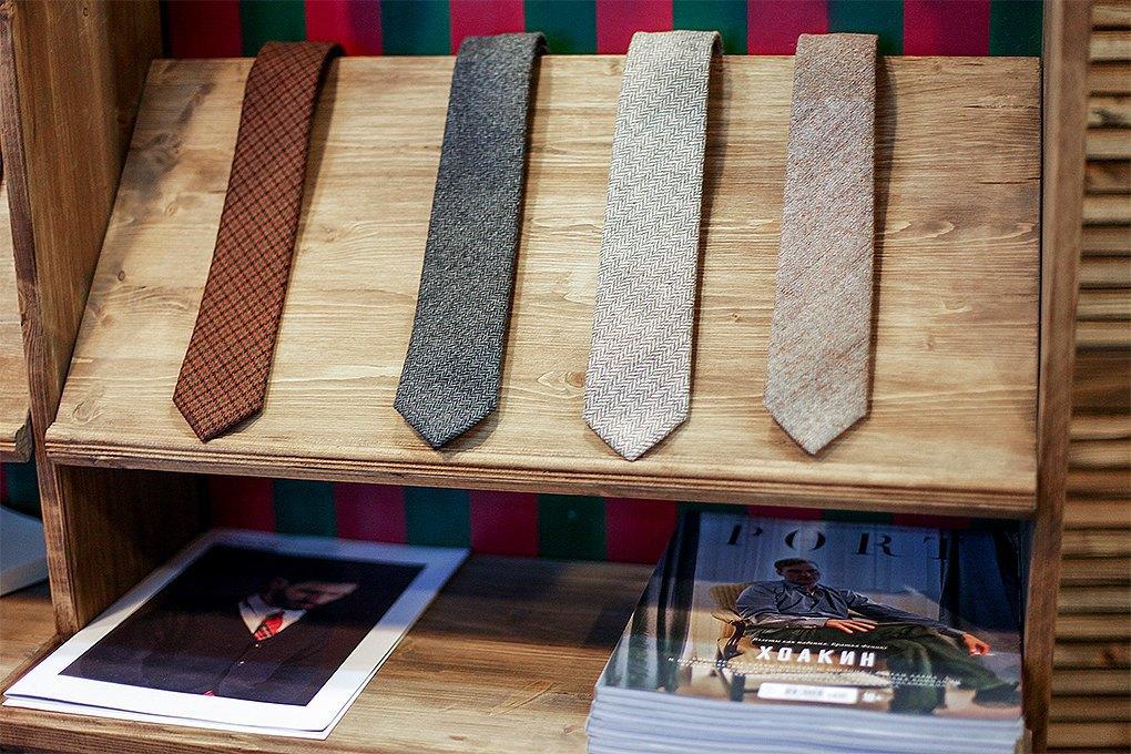 Chehov: Как производство галстуков превращается вателье. Изображение № 6.
