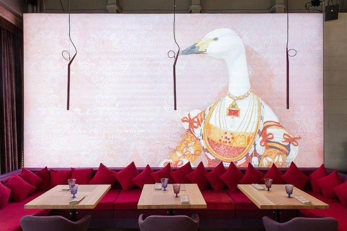 Наулице Савушкина заработал ресторан «Птичий двор» . Изображение № 1.