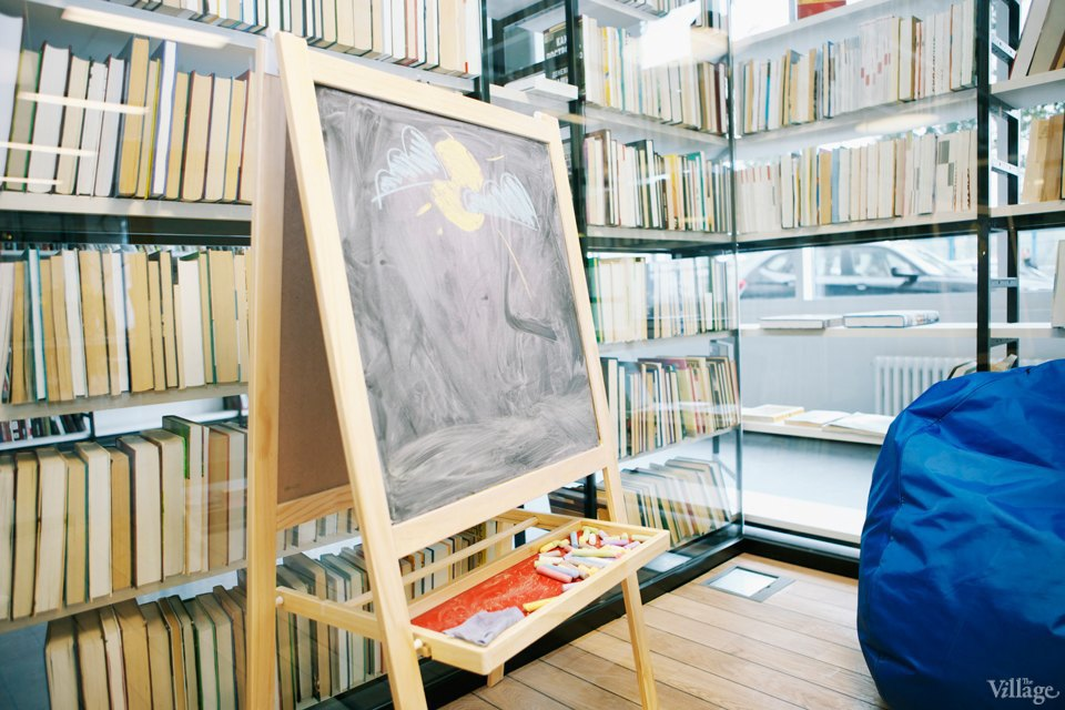 Фото дня: Как выглядит современная библиотека. Изображение № 14.