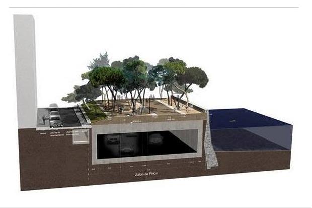 Иностранный опыт: Городские проекты под землёй. Изображение № 28.