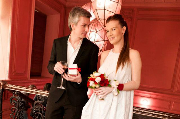 Сезонное предложение: 4 современные свадьбы. Изображение № 63.