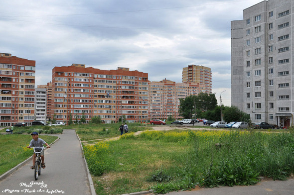 Наукоград Фрязино. Фото - Flash A. Изображение № 12.