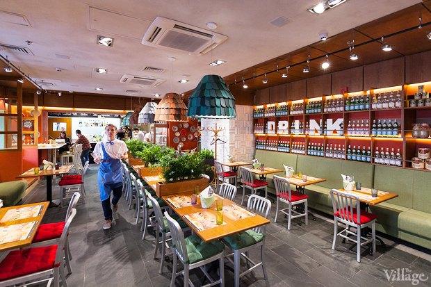 Новое место: Ресторан Italy Bottega. Изображение № 6.