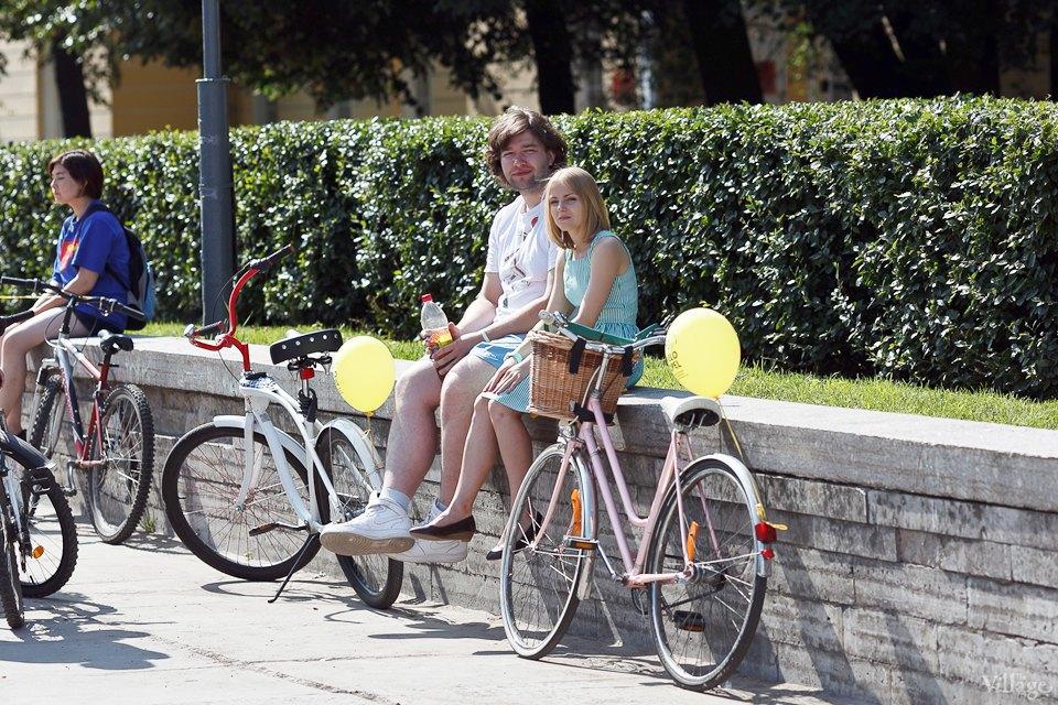 Люди в городе: Участники фестиваля «За велогород». Изображение № 8.