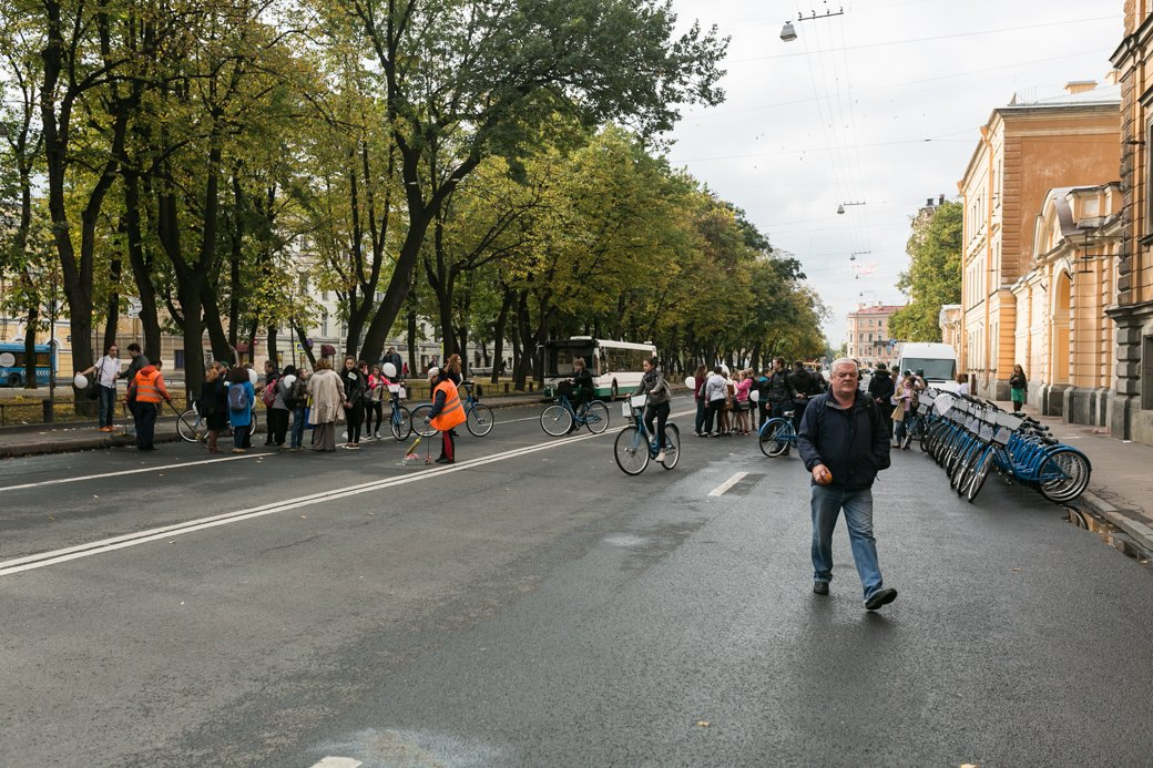 Как Петербург хотел присоединиться ко«Дню без автомобиля» инесмог . Изображение № 4.