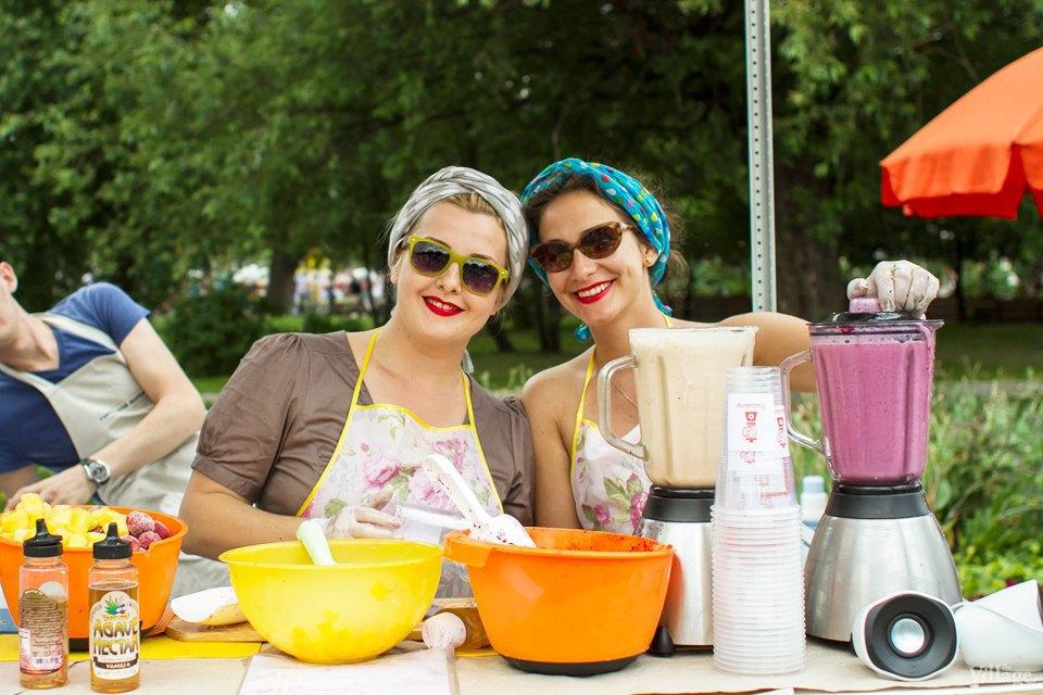Люди в городе: Гости второго городского маркета еды. Изображение № 18.