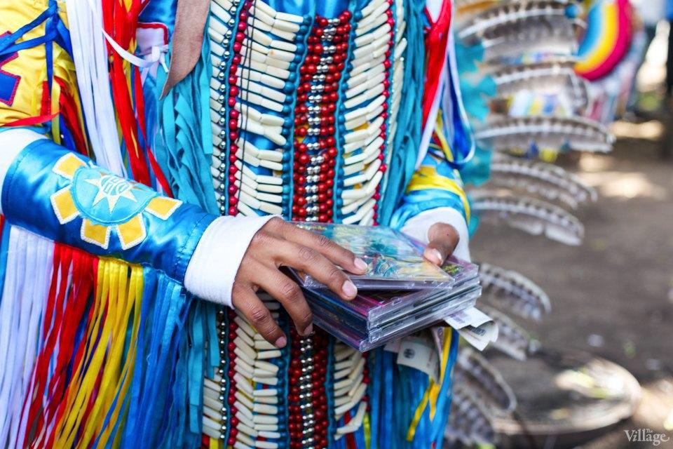 Гости столицы: Как вМоскве оказались индейские музыканты. Изображение № 3.