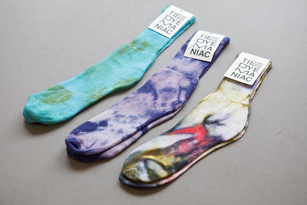 Окрашено: Как Tie-Dye Maniac делают бизнес настарой одежде. Изображение № 3.