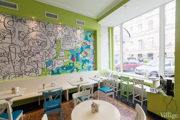 Новое место: Кафе «Мороженица». Изображение № 1.