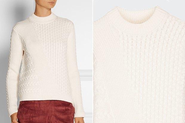 25 тёплых икрасивых женских свитеров. Изображение № 1.