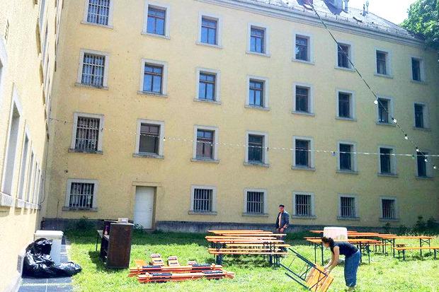 Иностранный опыт: 7 тюрем, ставших общественными пространствами. Изображение № 25.
