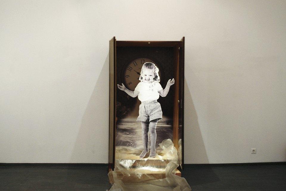 Первая персональная выставкаПаши183 . Изображение № 2.