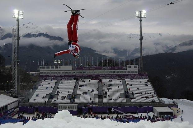 Куда люди смотрят: Что внутри Олимпийских стадионов. Изображение № 41.