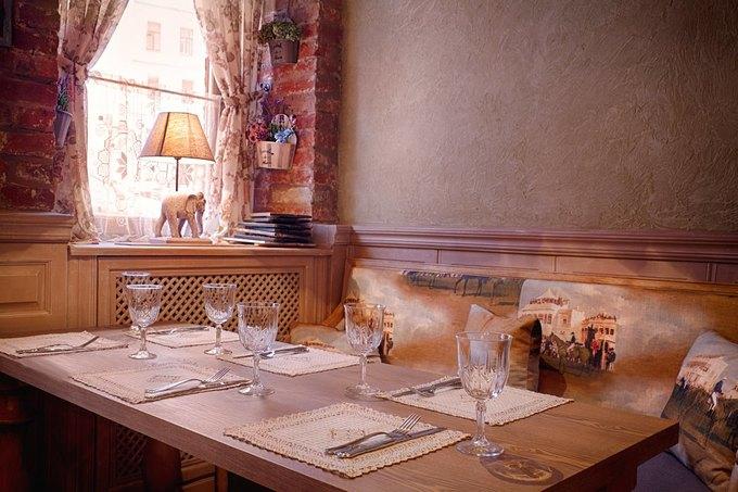На Садовой-Черногрязской открылся ресторан грузинской кухни «Оджахури». Изображение № 3.