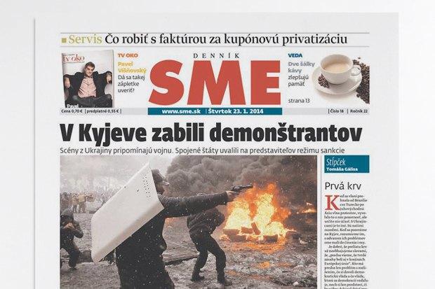 Взгляд со стороны: Западные СМИ — о событиях на Украине. Изображение № 21.