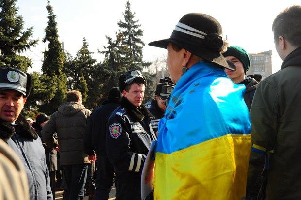 Этот день побега: Гражданское противостояние вХарькове. Изображение № 2.