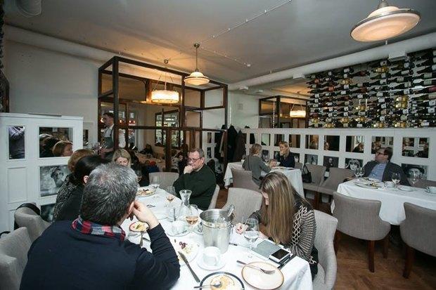 Дмитрий Борисов открывает ресторан «Рубинштейн» наулице Рубинштейна. Изображение № 4.