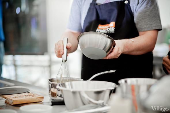 Omnivore Food Festival: Иван Шишкин готовит пеммикан и черемуховые полбяные пряники. Изображение № 13.