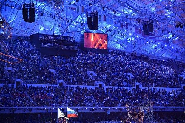 Куда люди смотрят: Что внутри Олимпийских стадионов. Изображение № 3.