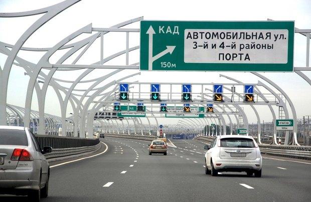 Платный проезд по ЗСД, планы на 2030-й и вертолёт Кронштадт — Хельсинки. Изображение № 1.