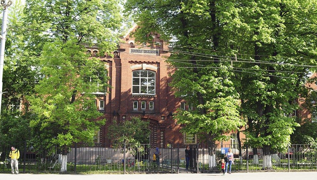 Здание детской больницы (1891 год постройки), Большая Пироговская, дом 19  . Изображение № 96.