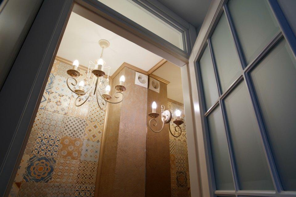 Трёхкомнатная квартира вГагаринском переулке. Изображение № 14.