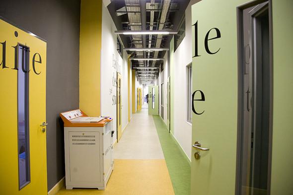 Изображение 4. Новое Место: Британская высшая школа дизайна.. Изображение № 4.