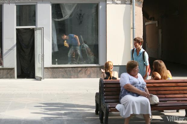 Фото дня: Как выглядит Никольская после реконструкции. Изображение № 13.